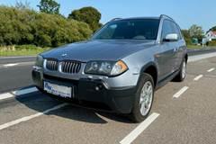 BMW X3 3,0 D Van