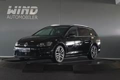 VW Golf VII 2,0 TDi 150 R-line Variant DSG BMT