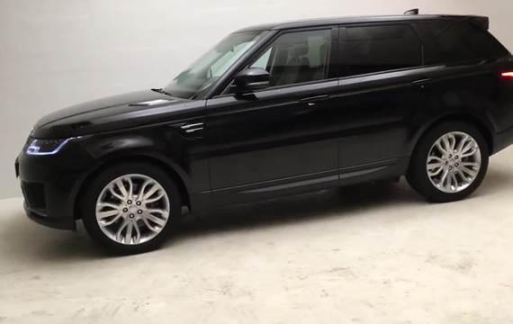Land Rover Range Rover sport 2,0 P400e SE aut.