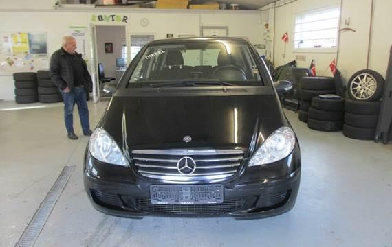 Mercedes A160 2,0 CDi Elegance