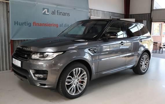 Land Rover Range Rover sport 3,0 Hybrid Autobiography Dynamic