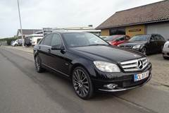 Mercedes C250 1,8 CGi Avantgarde aut. BE