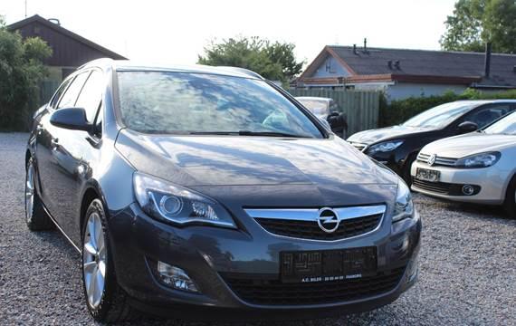 Opel Astra 2,0 CDTi 165 Sport ST