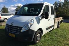Renault Master T35 L3 2,3 dCi 120 125HK Ladv./Chas.