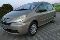 Citroën Xsara Picasso 16V 110 Exclusive