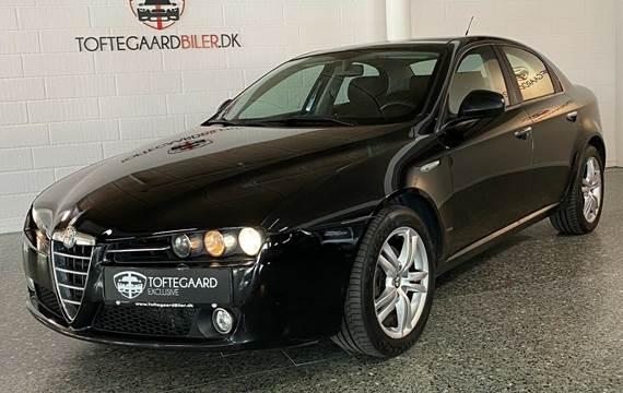 Alfa Romeo 159 1,9 JTD 16V Sportwagon