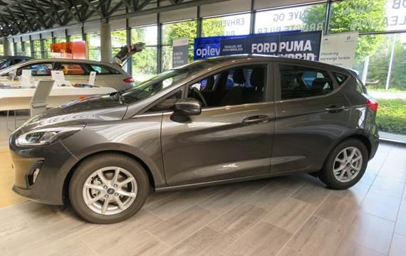 Ford Fiesta 1,5 TDCi 85 Titanium