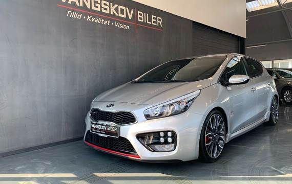 Kia Ceed 1,6 GDi GT Advance