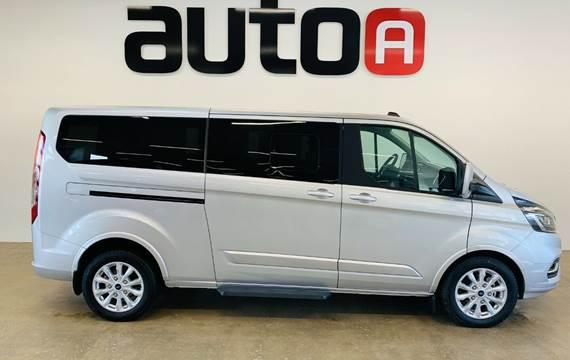 Ford Tourneo Custom 320L 2,0 TDCi 130 Titanium aut.