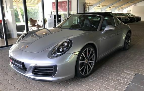 Porsche 911 Targa 4S 3,0 PDK