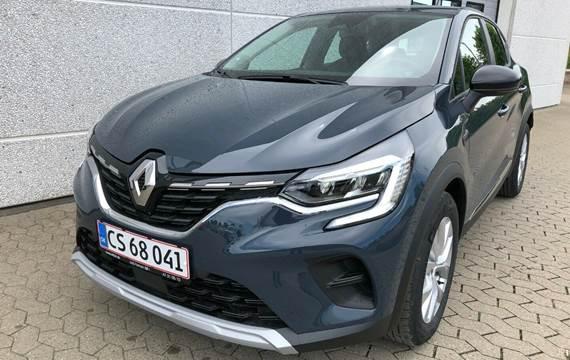 Renault Captur 1,0 TCe 100 Zen