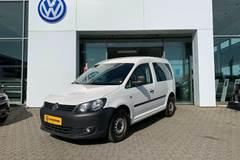 VW Caddy 1,2 TSi 105 Van