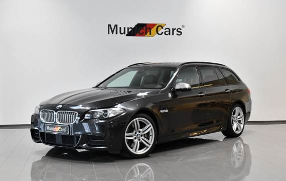 BMW M550d 3,0 Touring xDrive aut. Van