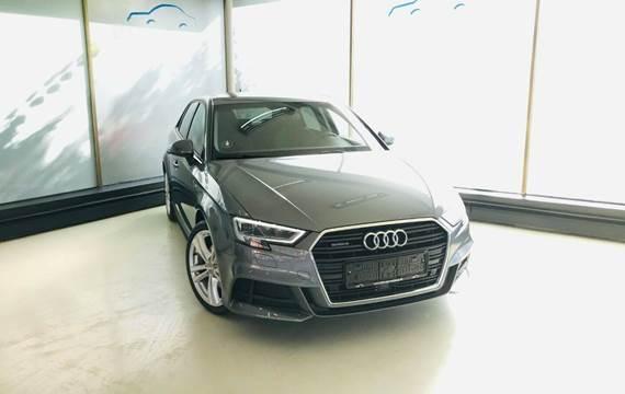 Audi A3 TFSi Limited+ SB quattro S-tr