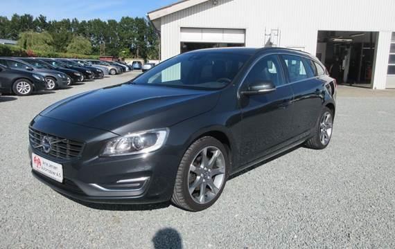 Volvo V60 2,0 D3 150 Momentum