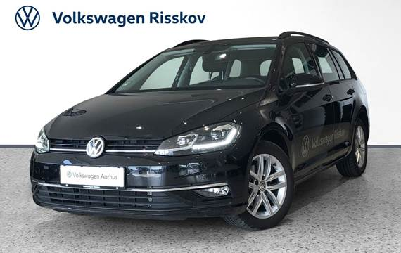 VW Golf VII 1,5 TSi 150 Plus Variant DSG