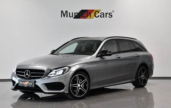 Mercedes C200 1,6 BlueTEC stc. aut. Van