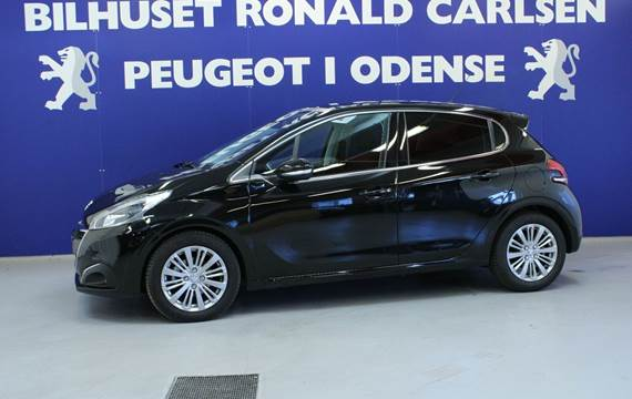 Peugeot 208 1,2 PT 82 Prestige