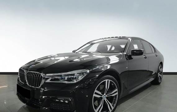 BMW 730d 3,0 aut.