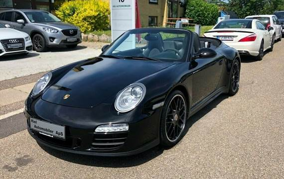 Porsche 911 Carrera 4 GTS 3,8 Cabriolet