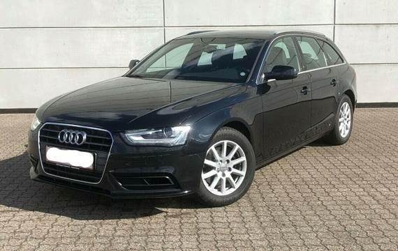 Audi A4 1,8 TFSi 170 Avant