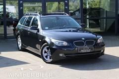 BMW 525d 3,0 Touring Steptr.