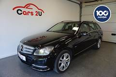 Mercedes C180 1,8 Avantgarde stc. aut. BE