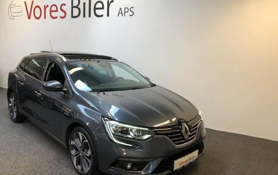 Renault Megane IV 1,5 dCi 110 Bose Edition ST EDC