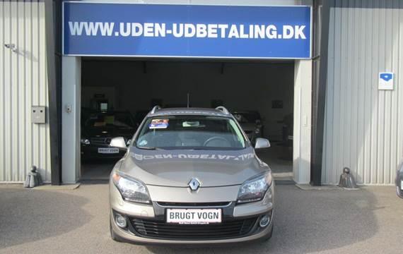 Renault Megane III 1,5 dCi 110 Dynamique ST