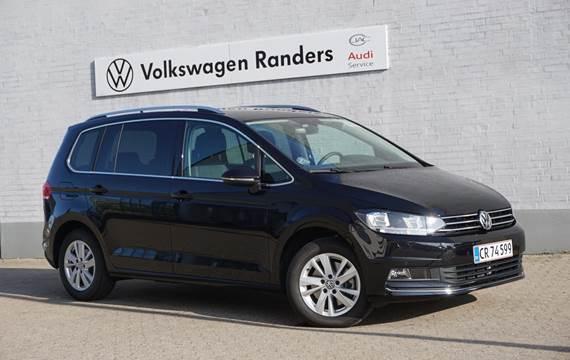 VW Touran 1,5 TSi 150 Highline Family DSG 7p