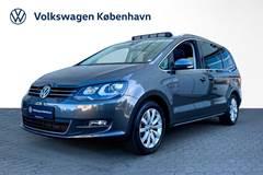 VW Sharan 2,0 TDi 177 Highline DSG BMT