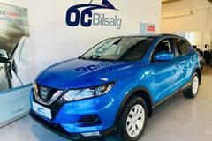 Nissan Qashqai 1,5 dCi 110 Acenta Connect