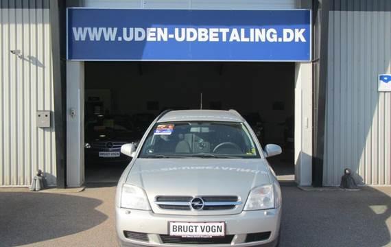 Opel Vectra 1,8 16V Elegance 125 stc.