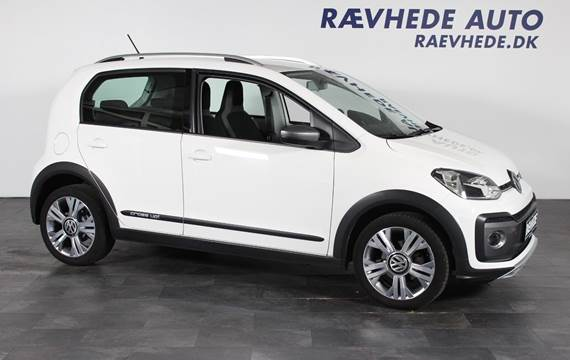 VW Up! Cross 1,0 MPi 75