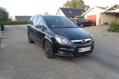 Opel Zafira 1,9 CDTi 120 Limited 7prs