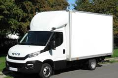 Iveco Daily 2,3 35C15 Alukasse m/lift