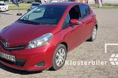 Toyota Yaris 1,3 VVT-I T2 100HK 5d 6g