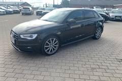 Audi A3 2,0 TDi 150 S-line SB S-tr.