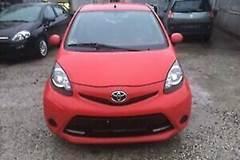Toyota Aygo 1,0 VVT-i T2 Air