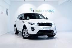 Land Rover Range Rover evoque 2,0 TD4 180 SE Dynamic aut.