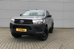 Toyota HiLux 2,4 Extra Cab  D-4D T2 4x4  Pick-Up 6g