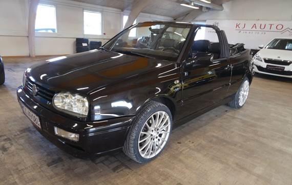 VW Golf III 1,8 90 Bon Jovi Cabriolet