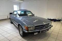 Mercedes 350 SLC 3,5 Coupé aut.