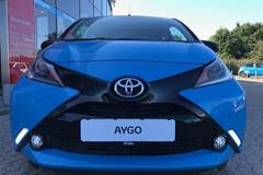 Toyota Aygo 1,0 VVT-I X-Cite X-Shift  5d Aut.