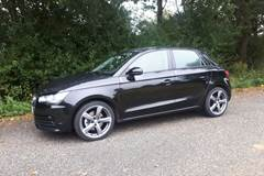 Audi A1 1,4 TFSi 122 Attraction SB S-tr.