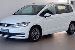 VW Touran 2,0 TDi 190 Highline DSG