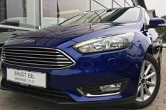 Ford Focus 1,0 EcoBoost Titanium Plus 125HK Stc 6g