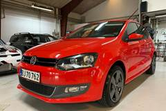VW Polo 1,2 TSi 105 Highline DSG