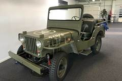Willys Jeep 2,0 CJ3A