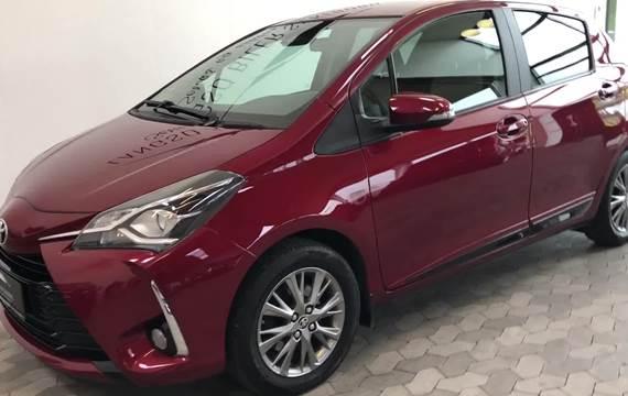 Toyota Yaris 1,5 VVT-iE T2 Premium MDS